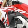 Zeta Aluminium Bolt Kit - Honda Red