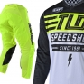Troy Lee Designs GP Air Kit Combo - Bolt Flo Yellow