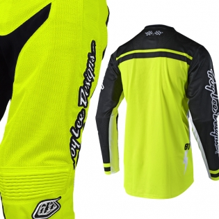 Troy Lee Designs GP Air Kit Combo - Bolt Flo Yellow Image 4