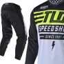 Troy Lee Designs GP Air Kit Combo - Bolt Black Flo Yellow