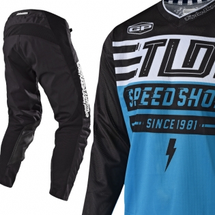 Troy Lee Designs GP Air Kit Combo - Bolt Ocean Image 2