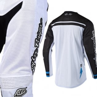 Troy Lee Designs GP Air Kit Combo - Bolt White Ocean Image 4