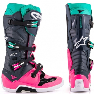 Alpinestars Tech 7 Boots - Limited Edition Indy Vice Image 2