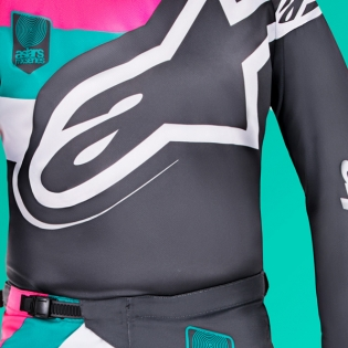 2018 Alpinestars Racer Jersey - Ltd Edition Indy Vice Image 2