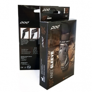 POD KX Knee Brace Under Sleeves Image 4