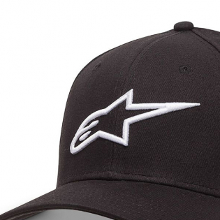 Alpinestars Ageless Cap - Black White Image 2