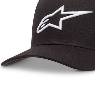 Alpinestars Ageless Cap - Black White Image 3