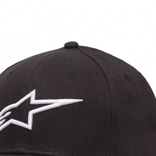 Alpinestars Ageless Cap - Black White Image 4