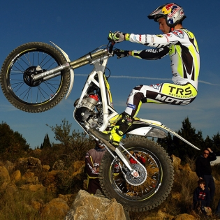 Sidi Zero.1 Raga Trials Boots - Ltd Edition Flo Image 2