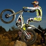 Sidi Zero.1 Raga Trials Boots - Ltd Edition Flo