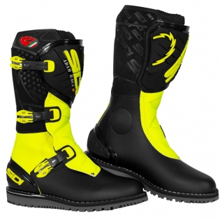 Sidi Zero.1 Raga Trials Boots - Ltd Edition Flo Image 3