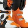Thor Blitz Boots - White Orange