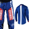 Troy Lee Designs GP RS1 Kit Combo - Yamaha Blue