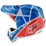 Troy Lee Designs SE4 Metric Composite Helmet - Ocean