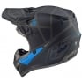 Troy Lee Designs SE4 Metric Polyacrylite Helmet - Matt Black
