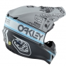 Troy Lee Designs SE4 Team Edition 2 Polyacrylite Helmet - Grey