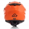 Acerbis Flip FS-606 Fluo Orange Adventure Helmet