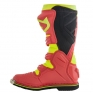 Acerbis X-Pro V Red Yellow Motocross Boots