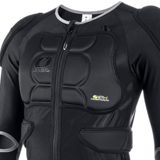 ONeal BP Long Sleeve Black Protection Jacket Image 2