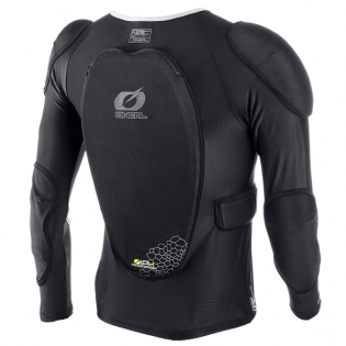 ONeal BP Long Sleeve Black Protection Jacket Image 3