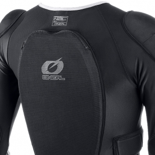 ONeal BP Long Sleeve Black Protection Jacket Image 4