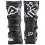 Acerbis X-Team Black White Motocross Boots