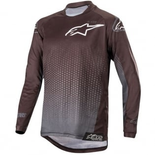 Alpinestars Kids Racer Graphite Black Anthracite Kit Combo Image 2