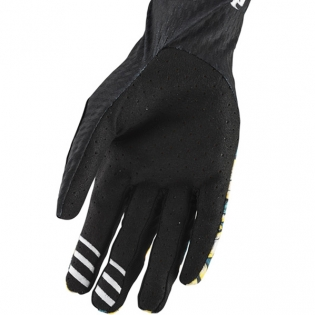 Thor Agile Floral Gloves Image 3