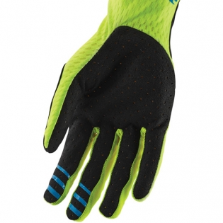 Thor Agile Acid Black Gloves Image 3