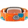 Oakley Front Line Troy Lee Sig Metric Red Org Prizm MX Goggles