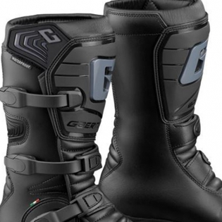 Gaerne G-Adventure Black Boots Image 2