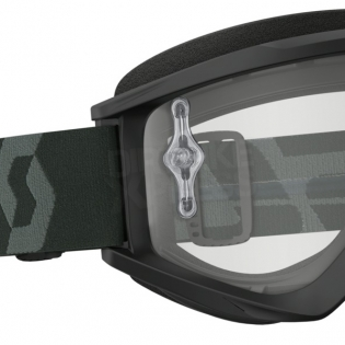 Scott Recoil Xi Black White Goggles Image 4
