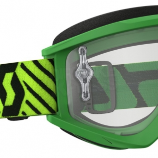 Scott Recoil Xi Green Yellow Goggles Image 4