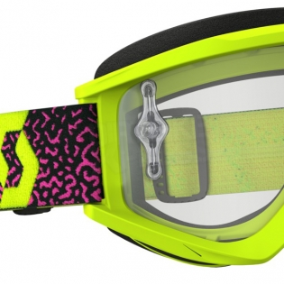 Scott Recoil Xi Yellow Pink Goggles Image 4