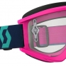 Scott Recoil Xi Pink Teal Goggles