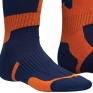 Thor MX Long Navy Orange Socks