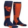 Thor MX Long Navy Orange