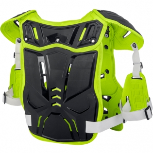 ONeal PXR Stone Shield Black Hi Viz Chest Protector Image 3
