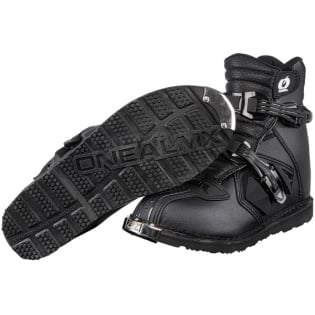 ONeal Rider Shorty Black ATV Boots Image 2