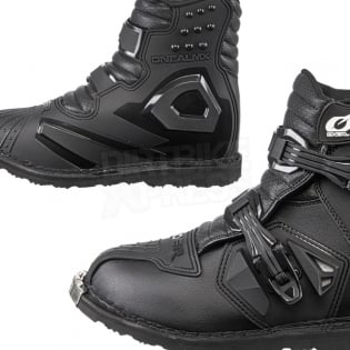 ONeal Rider Shorty Black ATV Boots Image 3