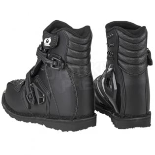 ONeal Rider Shorty Black ATV Boots Image 4