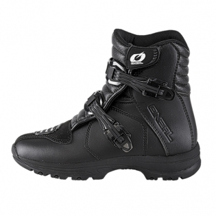 ONeal Rider Shorty Street Black Boots Image 2