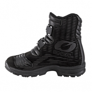 ONeal Rider Shorty Street Black Boots Image 4