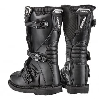 ONeal Rider Kids Black Boots Image 2