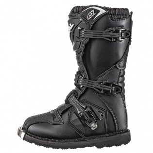 ONeal Rider Kids Black Boots Image 3