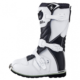ONeal Rider Kids White Boots Image 3