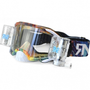 Rip n Roll Platinum WVS Slick Roll Off Goggles Image 3