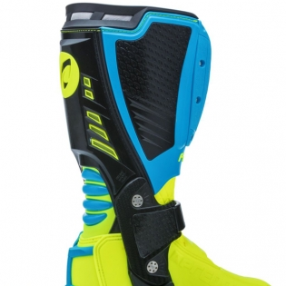 Forma Predator 2.0 Light Blue Fluo Yellow Boots Image 3