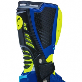 Forma Predator 2.0 Fluo Yellow White Blue Boots Image 3