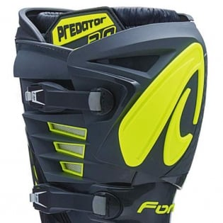 Forma Predator 2.0 Anthracite Fluo Yellow Boots Image 2